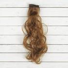 """Волосы - тресс для кукол """"Кудри"""" длина волос 40 см, ширина 50 см, №6"""
