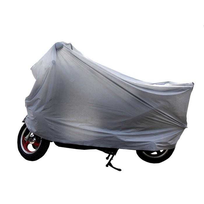 "Тент мотоциклетный полиэстер, размер ""L"" 130 x 230 cм"