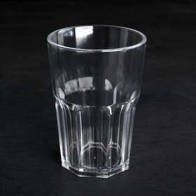 "Стакан 350 мл""Granity РС"", прозрачный"