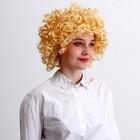 """Карнавальный парик """"Модель"""", обхват головы 56-58 см, 120 г"""