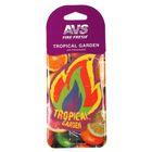 Ароматизатор AVS AFP-007 Fire Fresh, тропический сад, бумажные