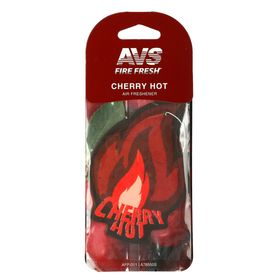 Ароматизатор AVS AFP-011 Fire Fresh, вишня, бумажные