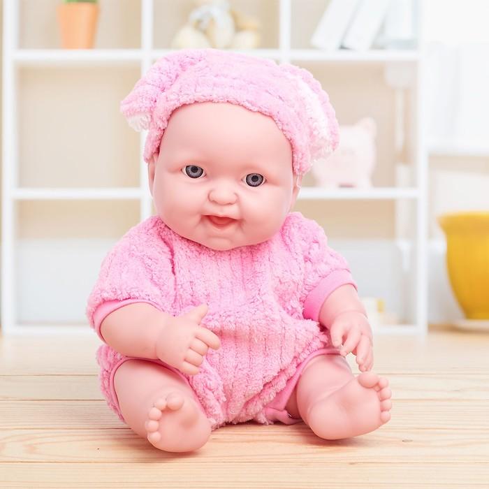 Пупс «Маленькая крошка» в костюмчике, высота 30 см
