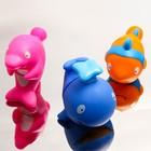 Игрушка-пазл для игры в ванной «Океан», в наборе 3 шт. - фото 556645