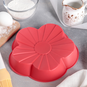 Baking Flower, MIX color
