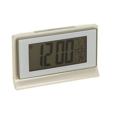 Часы-будильник  LuazON LB-07, цвет МИКС