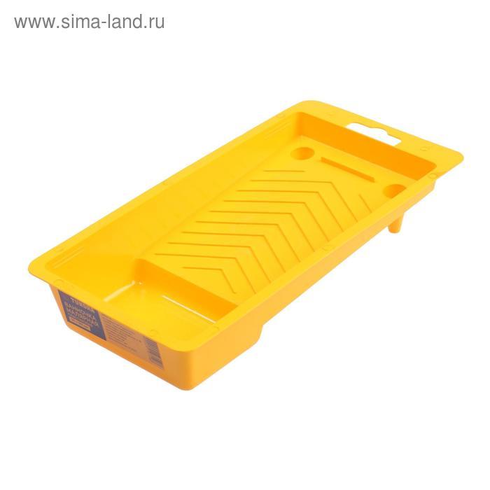 Ванночка малярная TUNDRA basic, 90х180 мм, пластик