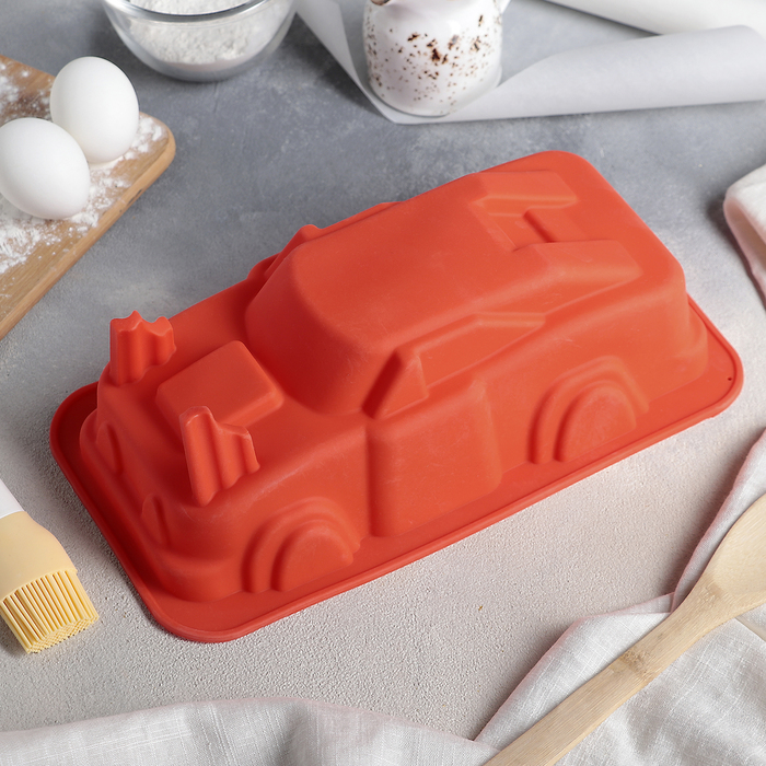 "Baking ""Car"", MIX colors"