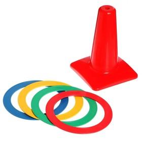 Игрушка «Бросайка», цвета МИКС