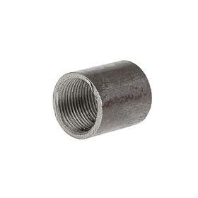 Муфта стальная 1' (Ду25), внутренняя/внутренняя Ош