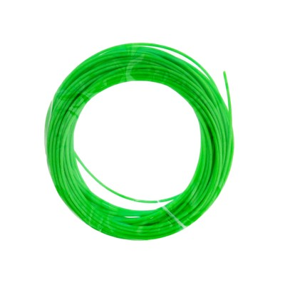 Пластик ABS для 3D ручки, длина 10 м, цвет зеленый