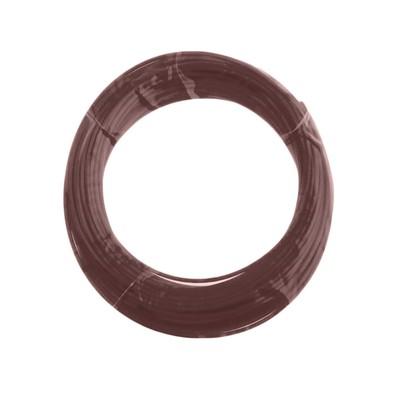 Пластик ABS для 3D ручки, длина 10 м, цвет шоколадно-коричневый