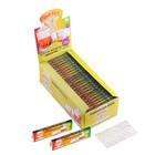 """Бумага для самокруток с ароматом """"Ямайский ром"""", 4 × 7 см, набор 50 шт."""