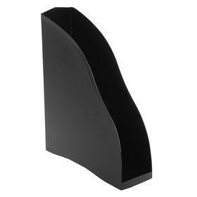 Лоток для бумаг вертикальный «Космос», чёрный