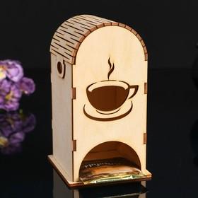 """Чайный домик с мягкой крышей """"Чашка"""""""
