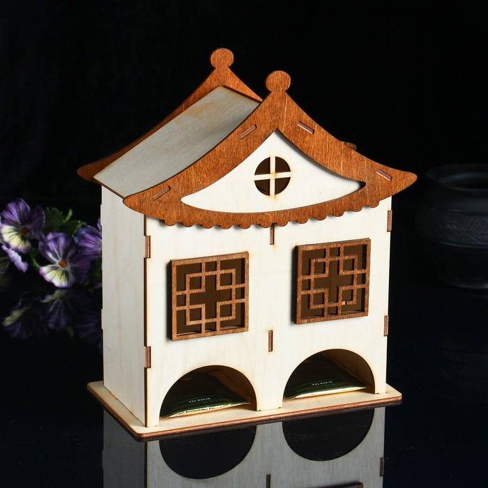"Чайный домик "" Домик китайский двойной"" 100х160х195"