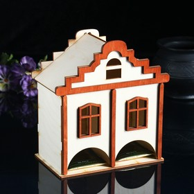 """Чайный домик """"Амстердам"""", 10×16×18,5 см"""