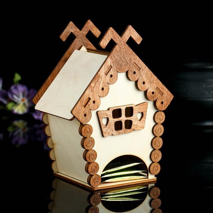 """Чайный домик """"Терем"""", 14×10×18,5 см"""