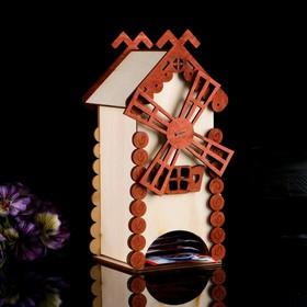 """Чайный домик """"Старая мельница"""", 10×10×21,5 см"""