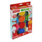 Краски пальчиковые набор 12цв*25 мл Mattel Fisher Price 10008