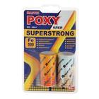 Клей эпоксидный MASTIX SUPERSTRONG, суперпрочный, 80 г