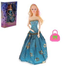 """Doll model jointed """"Princess at the ball"""", with accessories"""