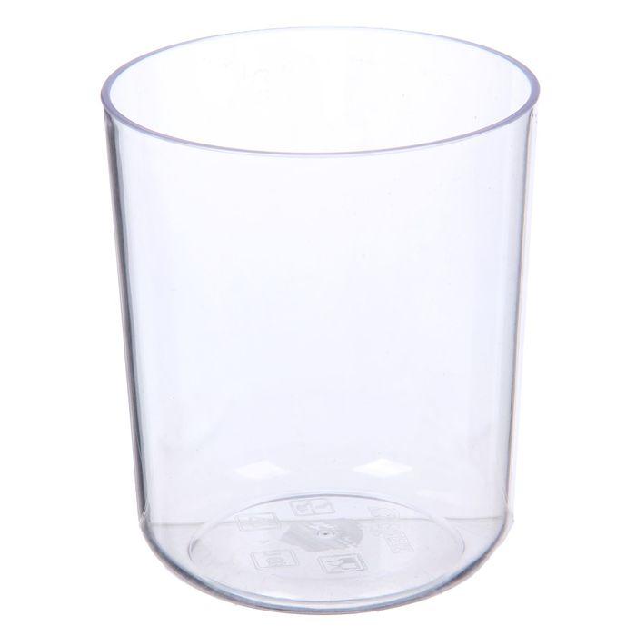 "Стакан ""Eco"", прозрачный"