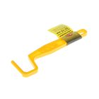 Ручка для мини-валиков Hobbi, 50 мм, d=6 мм, пластик