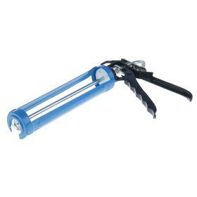 Пистолет для герметика Remocolor, 310 мл, полуцилиндр, усиленный