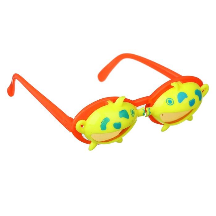 """Карнавальные очки детские """"Водолаз"""""""