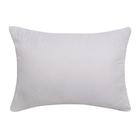 Чехол на подушку АТРА сменный стеганый на молнии 50х70 см, 100% п/э, 110гр/м