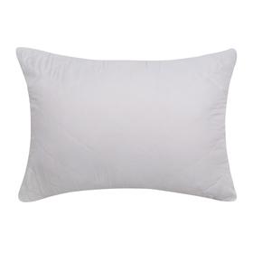 Чехол на подушку АТРА сменный стеганый на молнии 50х70см, 100% п/э, 100гр/м
