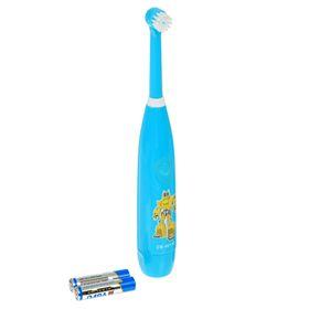 Зубная щетка CS Medica KIDS CS-461-B, 18000 движ/мин, от 2хААА, голубая