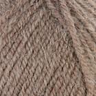 """Пряжа """"Alpaca royal"""" 30% альпака, 15% шерсть, 55% акрил 250м/100гр (688 кофе с молоком)"""