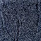 """Пряжа """"Alpaca royal"""" 30% альпака, 15% шерсть, 55% акрил 250м/100гр (203 джинс меланж)"""