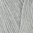"""Пряжа """"Superlana Klasik"""" 25% шерсть, 75% акрил 280м/100гр (208 светло-серый)"""
