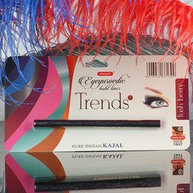 Подводка-карандаш для глаз Khojati темно-вишневый, 0,25 г