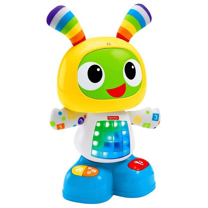 """Интерактивная игрушка """"Обучающий Робот Бибо"""""""