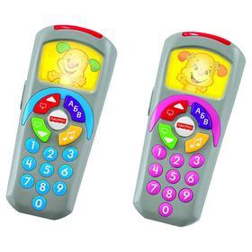 Интерактивная игрушка «Пульт Учёного Щенка и Сестрички»: щёлкай и учись