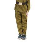 """Штаны военного """"Галифе"""", детские, р-р 28, рост 110 см"""