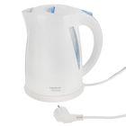 Чайник Magnit RMK-2226, 1.7 л, 2200 Вт, белый