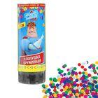 Хлопушка пружинная «Аркадий Паровозов», мини, блеск, конфетти, 11 см