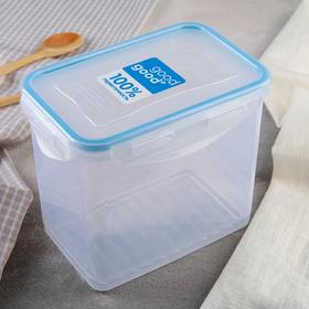 Контейнер пищевой 1,5 л, с герметичной крышкой