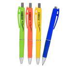 Ручка шариковая авт 0,5мм Vinson корпус МИКС Софт стержень масляный синий