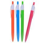 Ручка шариковая автоматическая 0,7 мм Vinson корпус МИКС Классика, стержень масляный синий