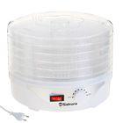 Сушилка для овощей и фруктов Sakura SA-7805, 250 Вт, 5 ярусов, механическое управление