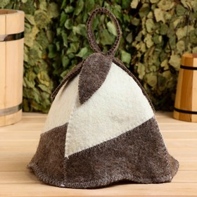 """Hat for sauna """"Bell"""""""