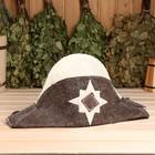 Банная шапка (колпак) НАПОЛЕОН