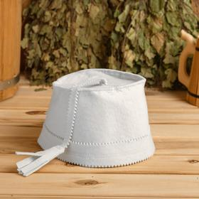 """Hat for baths and saunas """"FEZ"""""""