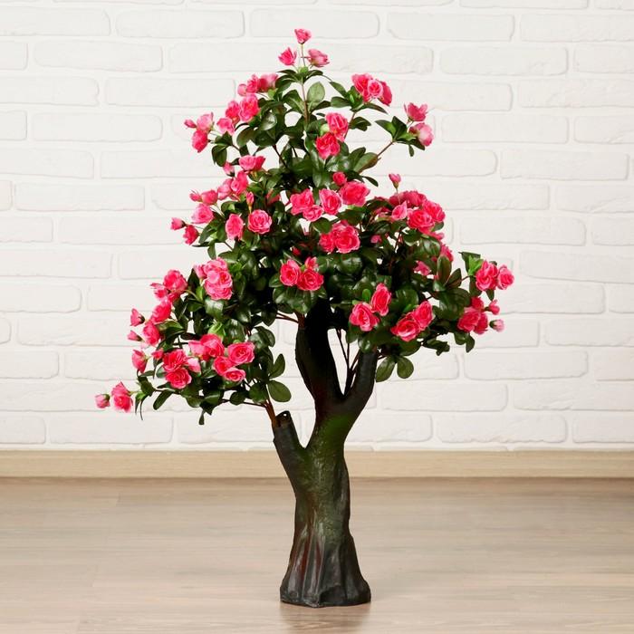 """Куст искусственный """"Цветы"""" 90 см МИКС"""